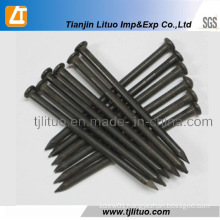 Black Phosphated/Black Coating Harden 45c Steel Concrete Nails