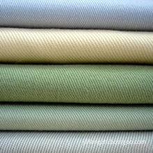 Cotton Grey and Dye Fabric Plain or Twill Textile for Labour Suit