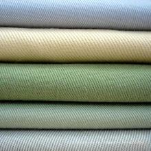 Baumwolle Grau und Farbstoff Stoff Plain oder Twill Textil für Arbeitsanzug