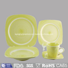 Fancy Carrefour Cheap Porcelain Dinnerware