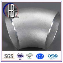 304/316 Bw en acier inoxydable 45 degrés long coude avec le meilleur prix