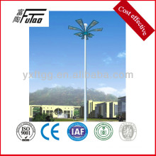 high mast led light,hot dip galvanized high mast light