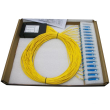 Divisor del PLC de la fibra óptica del precio bajo 1:23 de la alta calidad de Piogoods para la comunicación de huawei cisco
