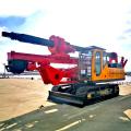 Depth 20M Diesel engines boring hole drill rig