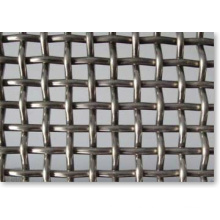 Crimped Wire Mesh with Square Holes