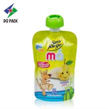 Packaging Plastic Pouch With Spout For Baby