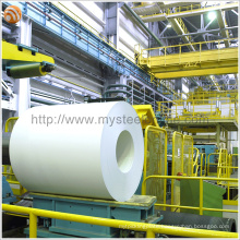 Polyester Primer High Durability Brown Zinc Color Coated Steel Coil PPGI for Signage Boards Used