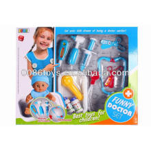 Funny kids doctor play set toys