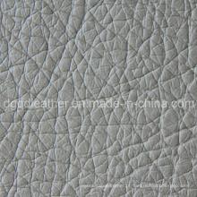 Novo couro em relevo para saco (QDL-BP007)