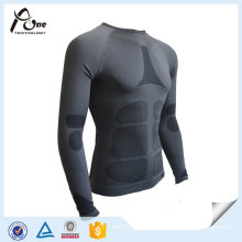 Mans Basic Seamless Thermal Warm Sexy Fitness Underwear Set