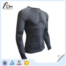 Equipa básica sem costura térmica quente Sexy Fitness Underwear Set