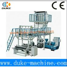 Machine de soufflage de film plastique Ruian pour la coextrusion à deux couches (SJ * 2)