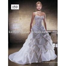 Wunderschöne Hochzeitskleid Ballkleid-A159