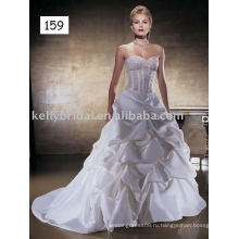 Шикарное Свадебное Платье Бальное Платье-A159