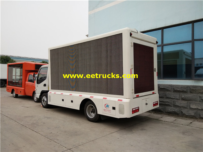 P10 Mobile LED Trucks