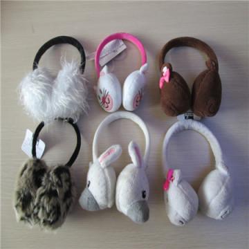 어린이 새로운 만화 겨울 earcap 패션