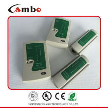 Probador del cabel de la alta calidad H52 RJ45 RJ11 Cat-5 Cat-6 cable del cable de la red LAN Probador
