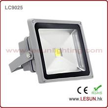 IP65 Silber 50W Flutlicht LED für Tunnel Beleuchtung (LC9025)