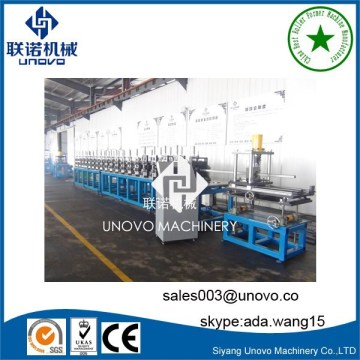 full auto roll former slotted strut channel machine