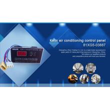 hot sale kelin air conditioning control panel /bus parts