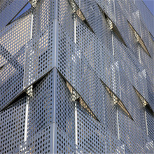 Exterior Aluminium Laser Cut Decorative Facade Panels