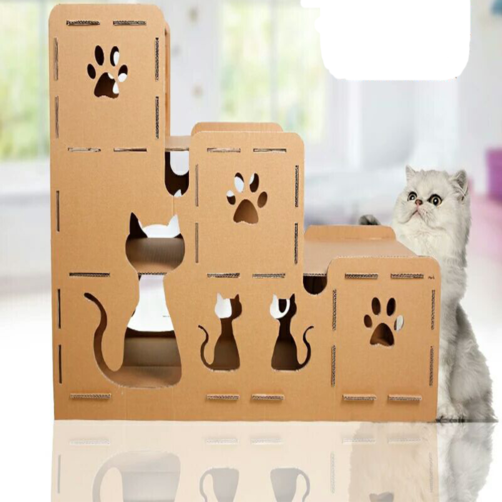 cats playhouse