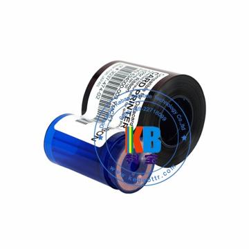 Datacard compatível 534000-002 YMCKT impressora a cores fita 250 imagens