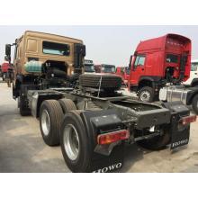 Новый HOWO Truck Head Tractor 420HP 6X4