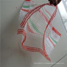 сетчатые мешки в рулонах для автоматических машин для упаковки овощей Размер 46x65cm