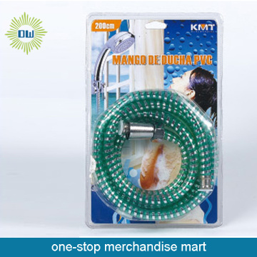 Flexible Shower Head Extension Tube