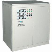 150kVA Three-phase Servo Motor Type AC Automatic Industrial Voltage Regulator