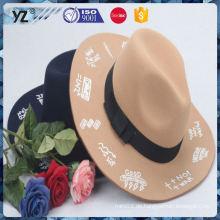 Neue Produkt-Originalität Wolle Frauen Hut für Promotion