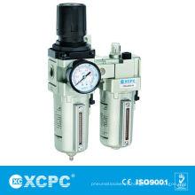 Aire fuente tratamiento-XMAC serie filtro regulador y lubricador FRL de aire filtro de combinación aire unidades de elaboración