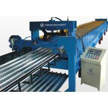 plancher de béton automatique et pas cher prix platelage faisant la machine avec la bonne qualité