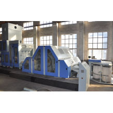 Polyester Fiber High Production Carding Machine (CLJ)