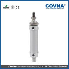 Cylindre mini pneumatique en acier inoxydable personnalisé