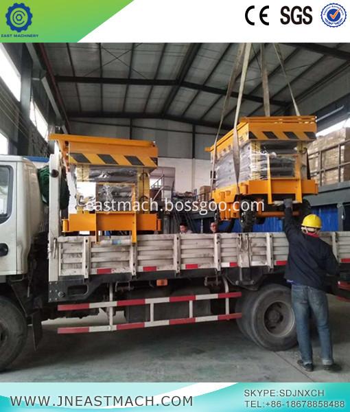 Mobile Aerial Work Lift Platform
