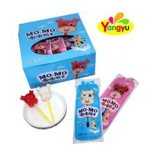 Halal Glow Cow Shape Lollipop Candy