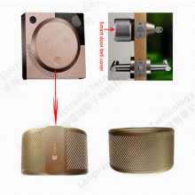 CNC Machining Part for Smart Door Bell Cover