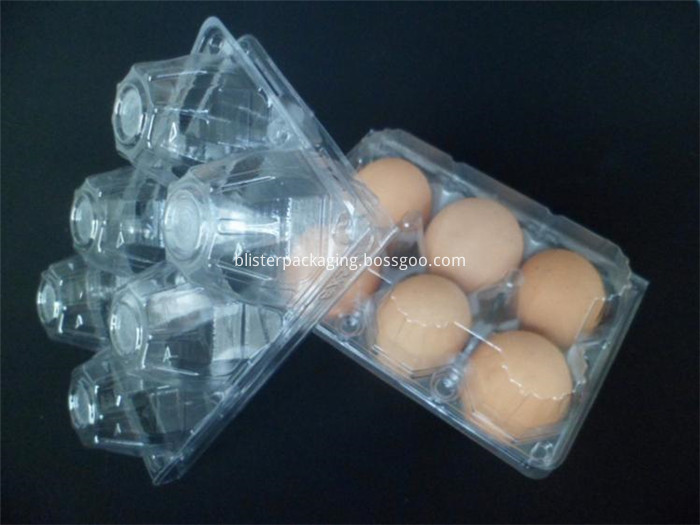 Plastic Egg Trays
