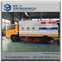 Jmc Marque New Road Sweeper Truck