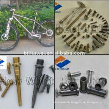 Gr5 Titanschraube für Fahrradzubehör und Ersatzteile