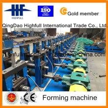 Machines à fabriquer de l'acier galvanisé au sol