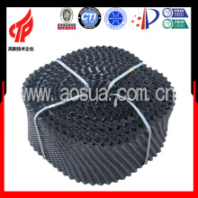 200 mm Liangchi à haute chaleur pvc rond conteneur Débit de tour de refroidissement