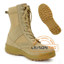 Tactical Boots of Waterproof Nylon and Cowhide Leather/ Anti-Slip and Anti-Abrasion