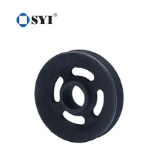 Factory Single Groove Double Groove Triangle Pulley for Heavy Duty