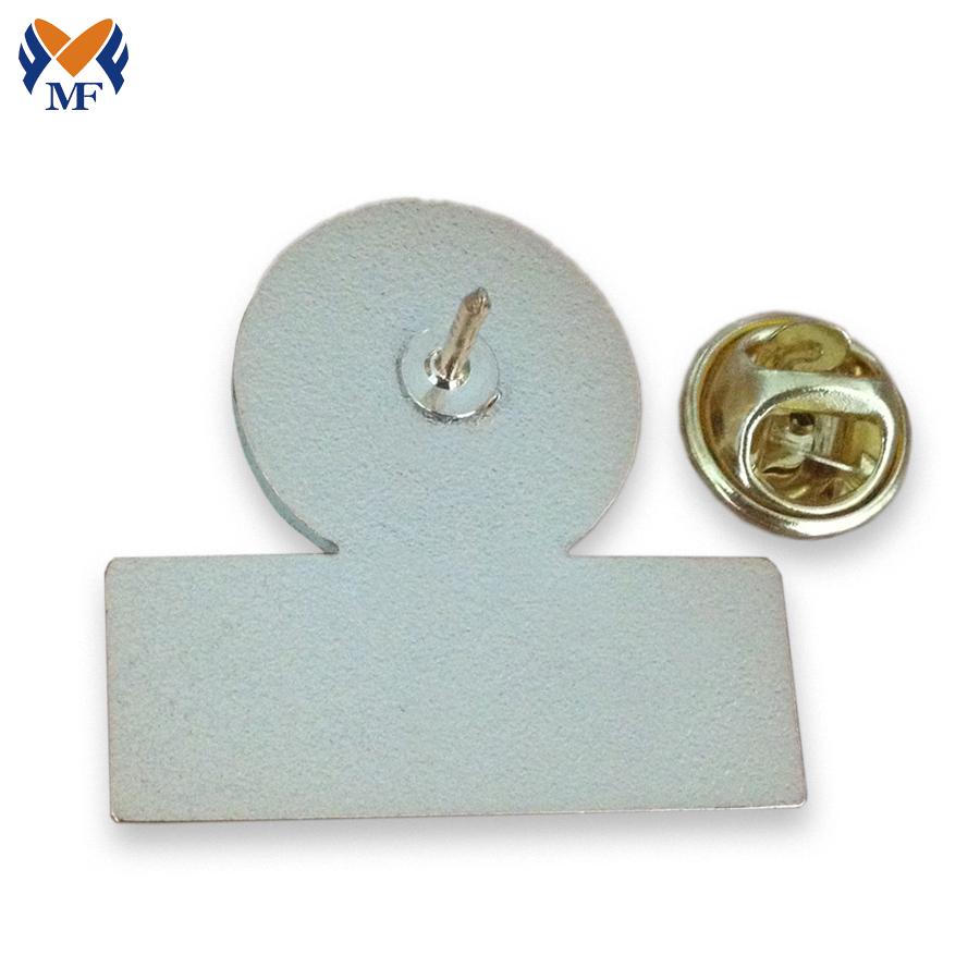 Pin Badge Custom Logo