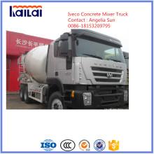 Iveco 6X4 380HP Concrete Mixer Truck