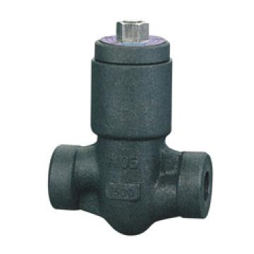 Geschmiedetes Stahldruck-Bonne-Rückschlagventil