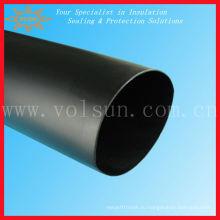 Толщина стенки 4.3 мм сверхмощный термоусадочной трубкой